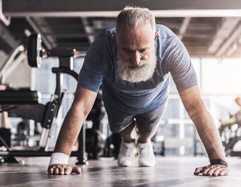 Building Strength & Muscle For Over 50s