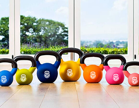 12 Benefits of Kettlebell Training